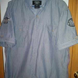Mens Harley Davidson XXl Shop shirt